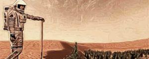 к условиям Марса