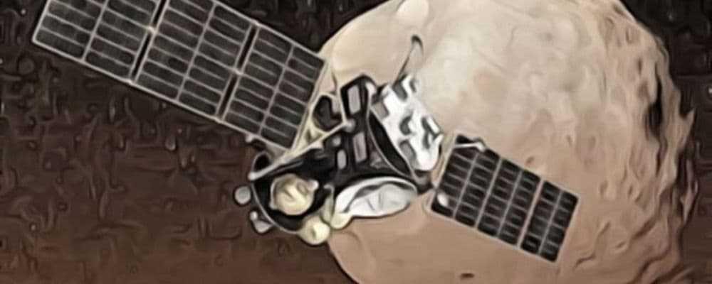 исследования марсианских лун