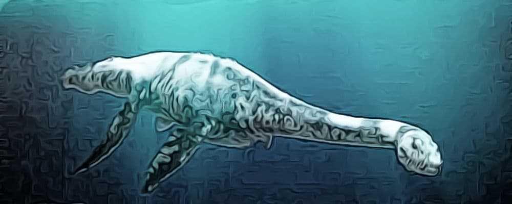 древние водные рептилии
