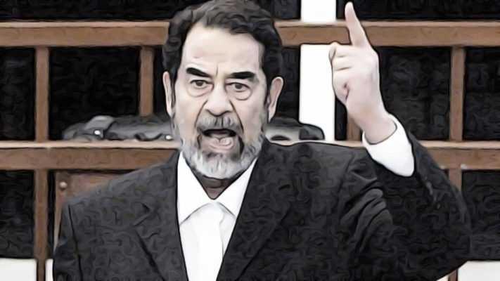 звездные врата Саддама