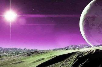 жизнь в глубинах космоса