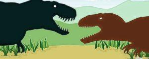 создать динозавра