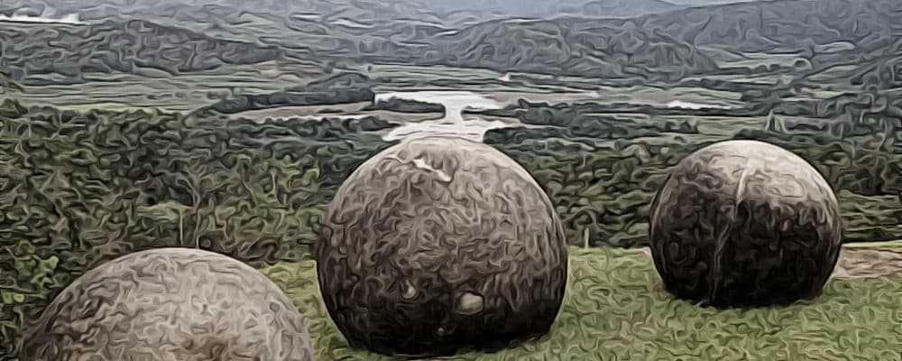 Каменные шары Коста-Рики тайна Земли