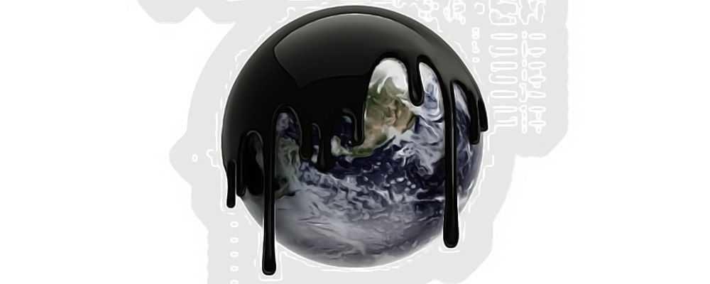нефть на Земле