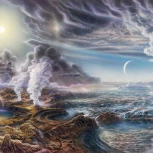 Метаногены. Об атмосфере ранней Земли