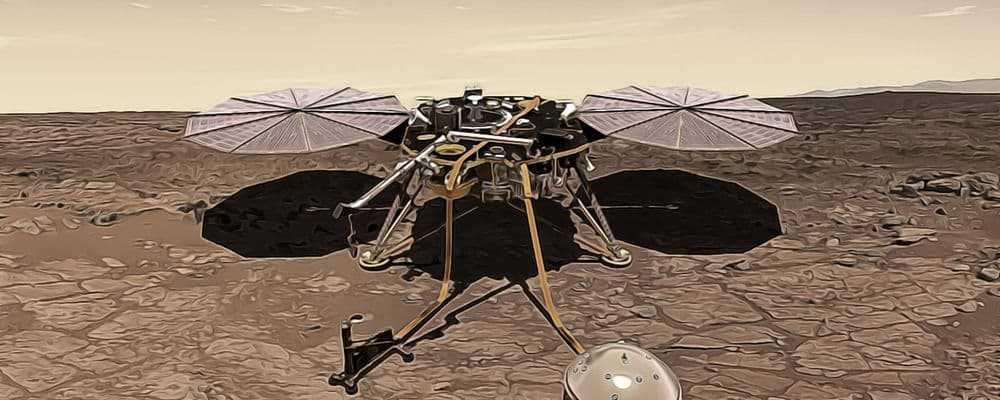 НАСА Марс