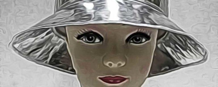 шапочка из фольги