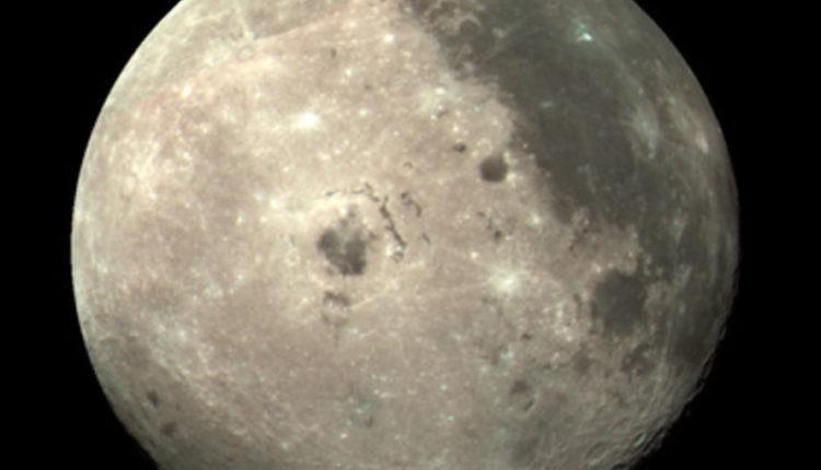 Луна снимок Гагилео