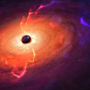 Черные дыры и предел Чандрасекара