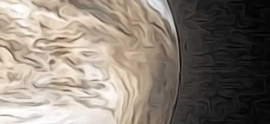 Взгляд на Венеру