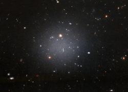Галактика без темной материи