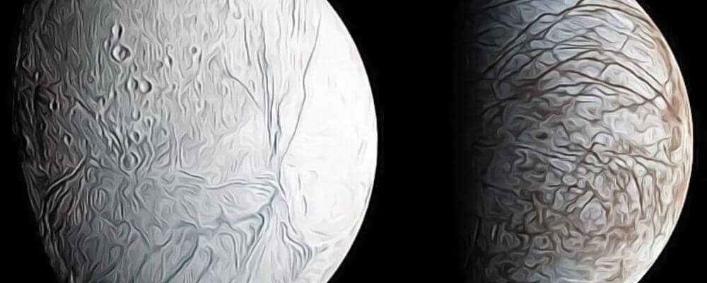 ледяные луны