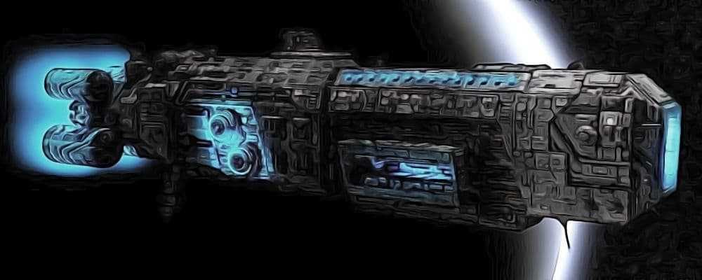 ионный двигатель и далекие звезды