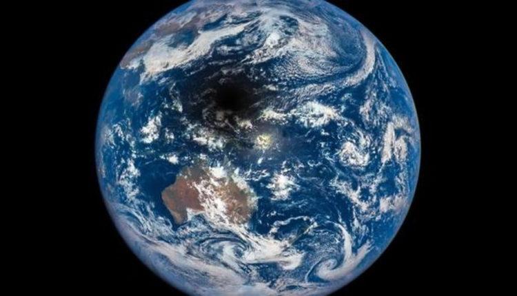 Планета Земля из космоса