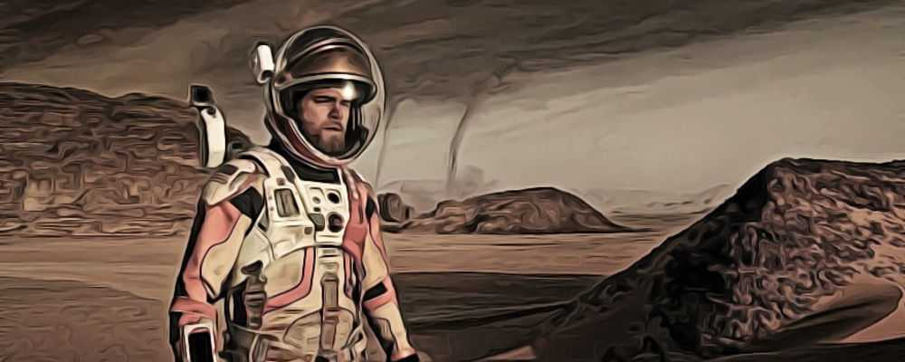 рецензия «Марсианин»