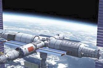 Китай строит космическую станцию