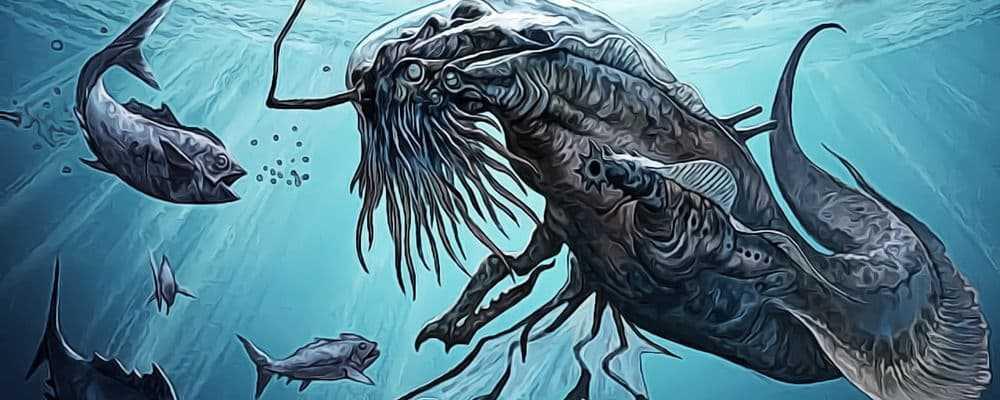 В океане Энцелада