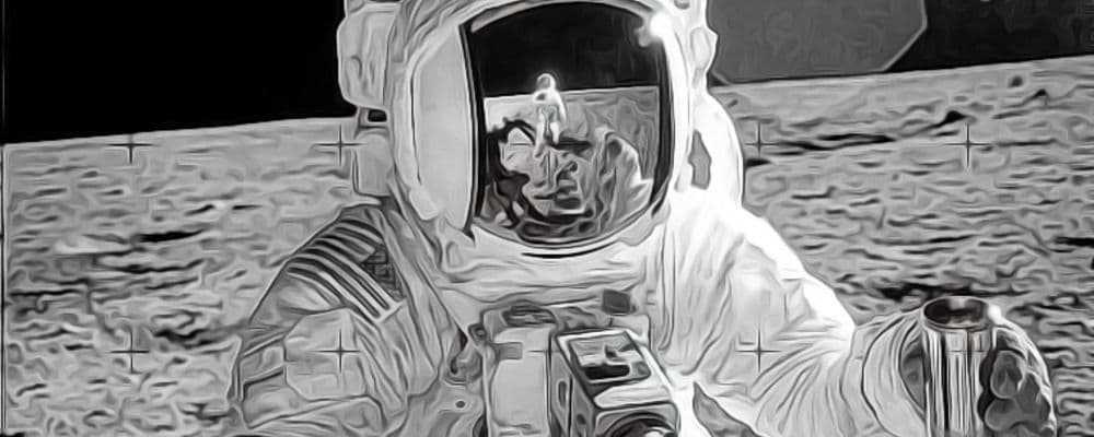 лунный скафандр