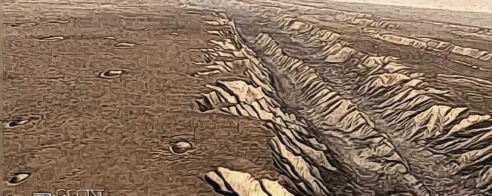 жизнь н а Марсе