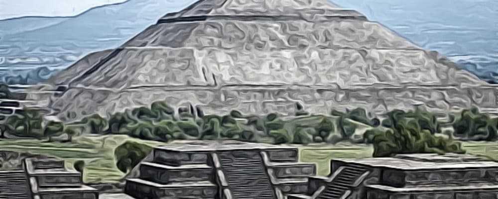 древние пирамиды Земли