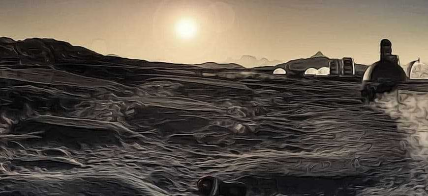 терраформирование планет