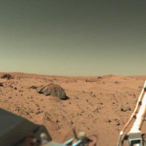 «Викинг» ищет жизнь на Марсе. Часть 3