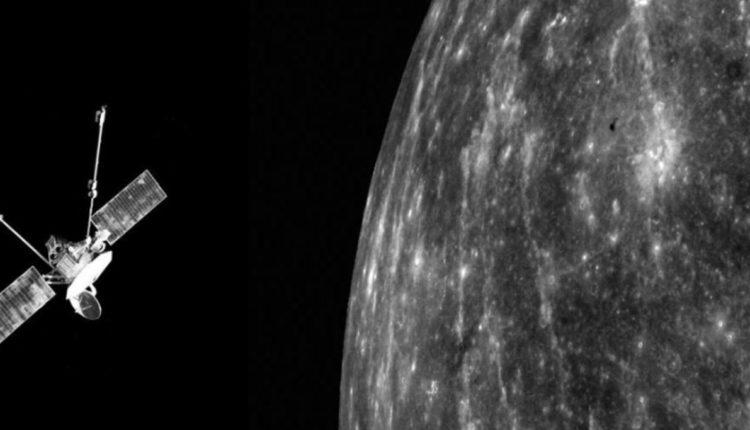 Маринер-10 у Меркурия