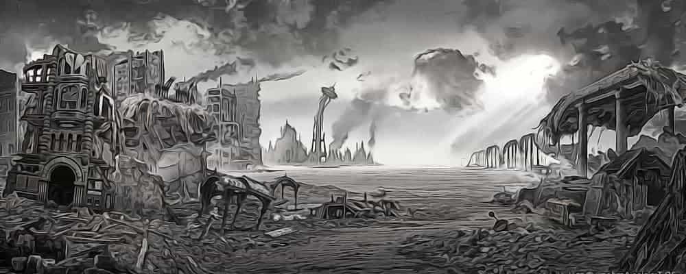 пропавшее человечество