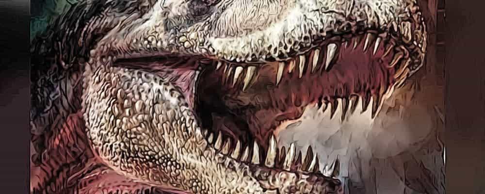 странные древние следы динозавров