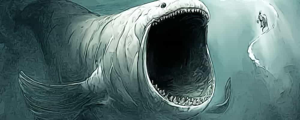 монстры глубины