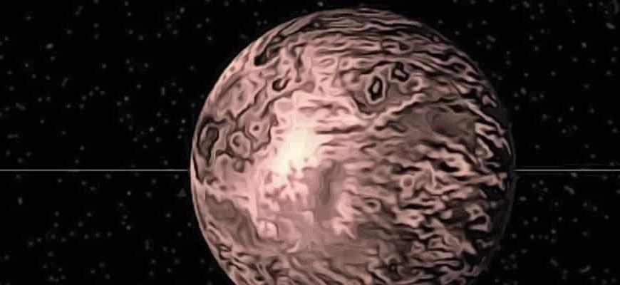 далекие экзопланеты