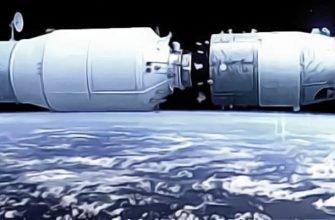 китай строит орбитальную станцию