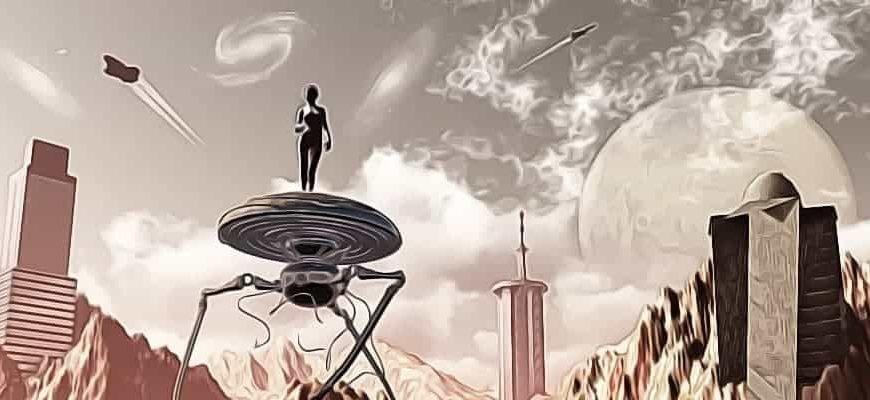 была ли цивилизация на древнем Марсе?