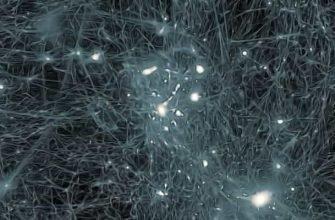 темная материя в галактике