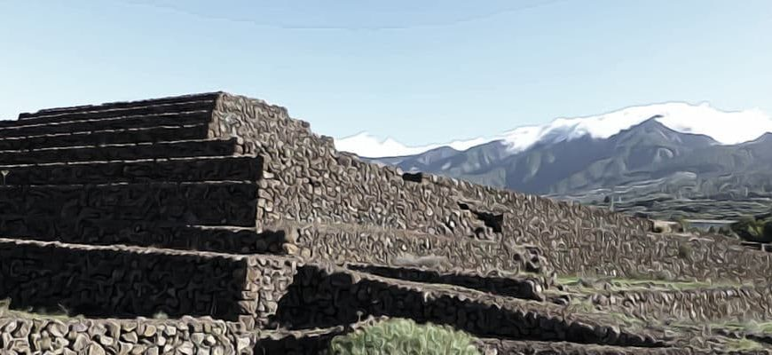 загадка пирамид Тенерифе
