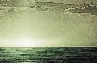 таинственный зеленый луч