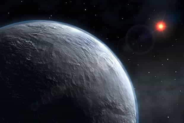 планета Хот