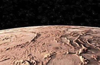 загадка марсианского кратера