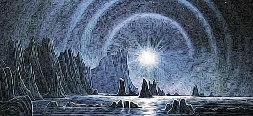 взрыв сверхновых