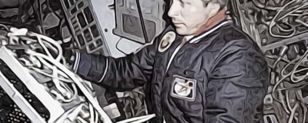 спасение станции Салют-7