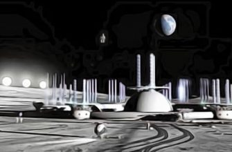 советский проект лунной базы
