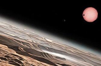 скалистая экзопланета