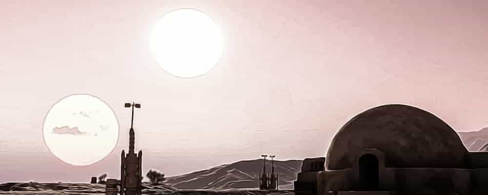 некоторые из планет звездных войн
