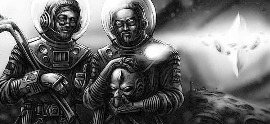 про ДНК инопланетян