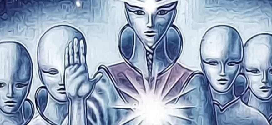 пришельцы и созвездие Орион