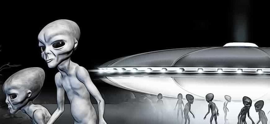 инопланетяне и Телескоп Арсеибо