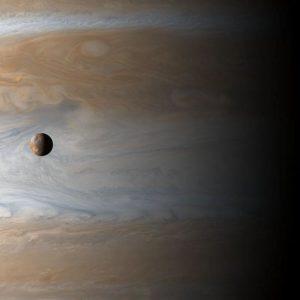 Спутники Юпитера. История и современность