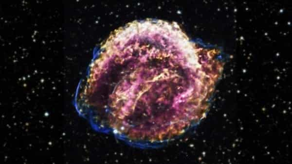 Сверхновая Кеплера