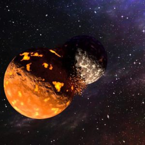 Возможно ли столкновение планет Солнечной системы?