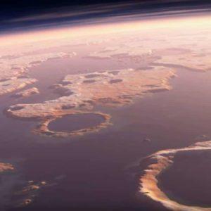Кислород в соляных растворах Марса
